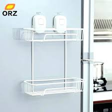 bathroom towel storage rack suction cup kitchen holder organization shelf bed bath beyond and bar