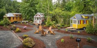tiny house communities. Tiny House Villages Are About To Be The Next Big Housing Trend, According Researchers Communities