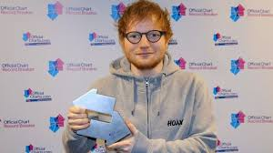 Singles And Album Charts Ed Sheeran Takes Top Two Chart Positions Bbc News