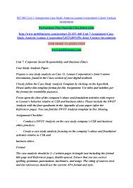 mt unit assignment case study analysis lennar corporation s mt 460 unit 7 assignment case study analysis lennar corporation s joint venture investments by singht rock2 issuu