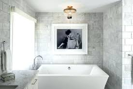 chandelier over bathtub bathtubs impressive dreamy bathroom chandeliers tub above sink crystal chandelier over bathtub