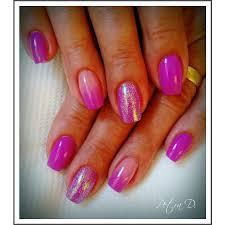 Classic Neon Uvled Gel Purple 5 Ml