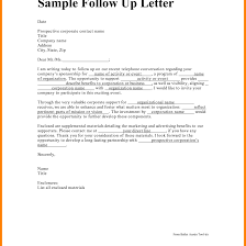Interview Follow Up Letter Letters To Send After An With Sending