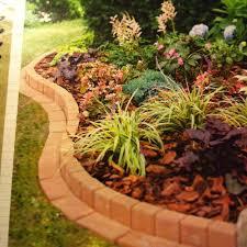 edging brick garden edging brick
