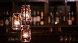 Glass Jar Lights Diy How To Make A Diy Mason Jar Chandelier Diy Projects