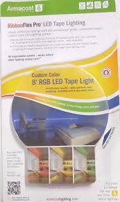 armacost lighting rgb led custom color lighting controller. armacost ribbonflex pro custom color 8\u0027 rgb led tape light new!!   ebay lighting rgb led controller e