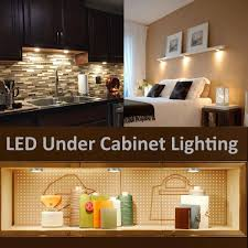 top rated under cabinet lighting. LE LED Under Cabinet Lighting, 25W Halogen Equivalent, 12VDC, 240lm, Warm White, Puck Lights, Pack Of 10 Units: Amazon.co.uk: Top Rated Lighting E