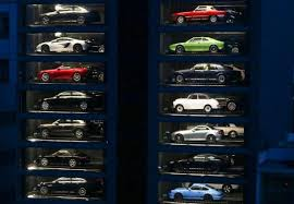 Autobahn Vending Machine Interesting Luxury Car Vending Machine Opens In Singapore CCTV News CCTV