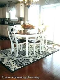 round dining table rug rug under kitchen table rug under dining table size rug for under round dining table rug