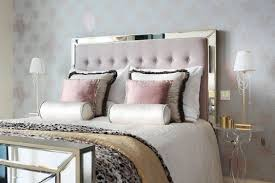 mirror headboard. magnificent mirror headboard 42 cute feminine headboards that create an ambience in a bedroom d