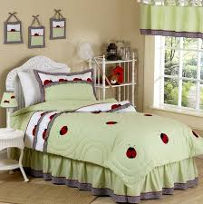 ladybug parade bug childrens bedding 3pc full queen set