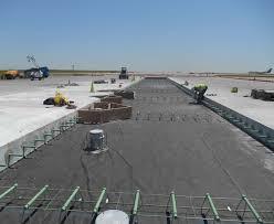 Airport Apron Pavement Design Denver International Airport American Concrete Pavement