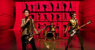 Tv Airplay Chart Green Days Father Of All Is Number One In The Rock