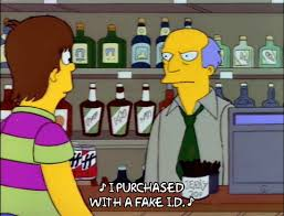 On Homer Alcohol Gif Simpson Find amp; Giphy - Share