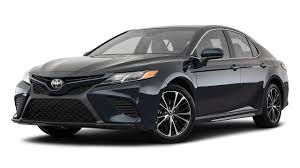 Lease a 2018 Toyota Camry L Automatic 2WD in Canada | Canada ...