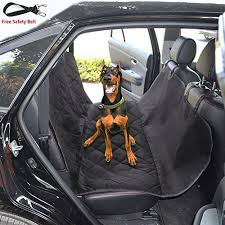 jasonwell waterproof dog seat covers for cars quilted 600d cover dog car seat cover with