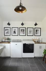 Laundry Room Lighting Modern Farmhouse Laundry Room Reveal Beneath My Heart