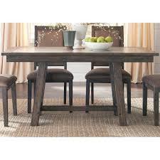 trestle dining table stone brook rustic saddle trestle dining table trestle dining table plans free