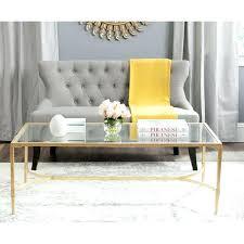 safavieh coffee table interiors a gold coffee table safavieh wesley white black coffee table