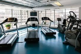 <b>Fitness club</b> Grand hotel Emerald Saint Petersburg, Russia