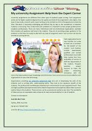 my university assignment help from the expert corner my university assignment help from the expert corner university assignments are different from other type of