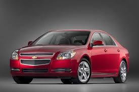 2008 Chevrolet Malibu Review - Top Speed