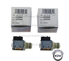 le solenoids wiring and sensors gm gmc chevy shift solenoids 4l60e 4l65e 4l70e silverado