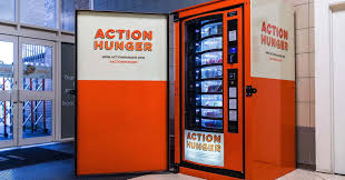 Vending Machine Theft Prevention Extraordinary Vending Machines For Homeless