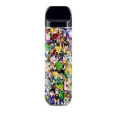 Suorin Air Blue Light Stays On Its A Skin Decal Vinyl Wrap For Smok Novo Pod System Vape Sticker Sleeve Anime Stickerslap Sticker Bomb