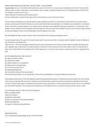 Functional Resume Builder resume builder tips lidazayiflama 67