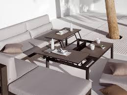 elegant convertible coffee table