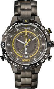 timex mens intelligent quartz adventure series tide temp compass click thumbnails to enlarge