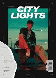 City Lights Poster Baekhyun Amazon Com Exo Baekhyun City Lights 1st Mini Night Ver Cd