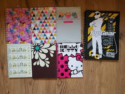 Bundle Of Notepads Diaries Graph Paper Refill Pads In Gosport Hampshire Gumtree
