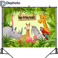 jungle party theme
