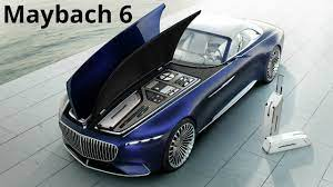 Gallery of 45 high resolution images and press release information. Mercedes Maybach 6 Cabriolet Electric Ultra Luxury 750 Hp Youtube