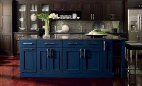 kraftmaid kitchen cabinets ideas using dark brown maple custom kraftmaid kitchen cabinets combined with black granite top and double doors cabinets