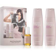 <b>Alfaparf Milano</b> Lisse Design Keratin Therapy косметический <b>набор</b> ...