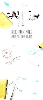 Baby Book Template Pregnancy Journal Template Baby Book Pages Free Templates
