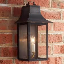 Garage Outdoor Wall Lights Georgian Outdoor Wall Light 1 Light In 2020 Outdoor Wall