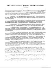 Sale Agreement Forms Sample Printable Ultimate Disclosure 4 Form In 2019 Real