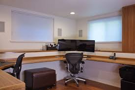 Basement Home Office Ideas For worthy Basement Home Office Rooms Simple