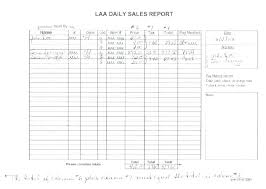 Daily Sales Template Excel Annual Sales Report Template Daily Excel Free How To Use