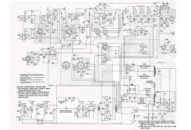 n2ffl johnson viking valiant full schematic showing rebuilt power supples used 120uf 450 v caps in place of the 80uf caps bypassed audio clipper and added a 10 meg mic input