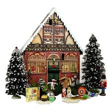 byers choice house advent calendar