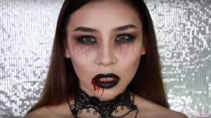 6 easy halloween makeup looks lan
