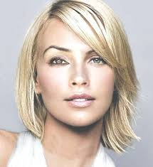 Medium Hairstyles For Thin Hair 75 Awesome Image Gallery Of Medium Haircuts For Big Face View 24 Of 24 Photos
