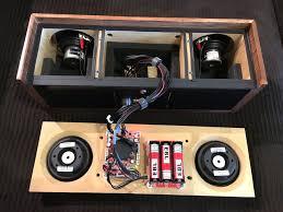 Diy Bluetooth Speaker Design Dayton Audio Kab 250 2x50w Class D Audio Amplifier Board
