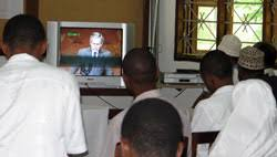 stories from the field detail secondary students in zanzibar watching president bush speak about zanzibar s activities during the malaria
