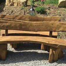 garden bench for the patio front of
